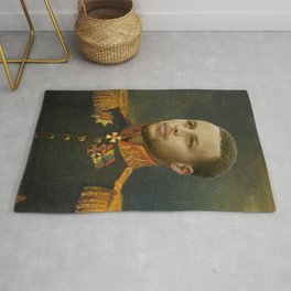 Steph Curry Classical Painting Rug