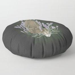 Lespugue Floor Pillow