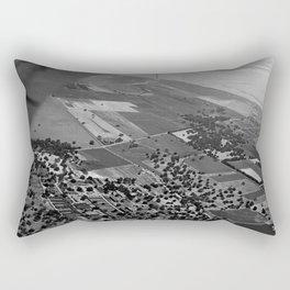 California Palo Alto NARA 23934809 Rectangular Pillow