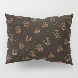 Sparrow tattoo rockabilly Pillow Sham