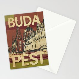 BUDA & PEST Stationery Cards