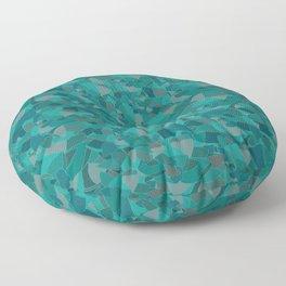 Succulents - Two Floor Pillow
