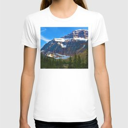 Mt. Edith Cavell in Jasper National Park, Canada T-shirt