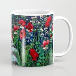 The Cat and the Moon (02) Coffee Mug