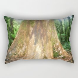 "Mountain Ash Tree (Aka ""The Big Boy"") Rectangular Pillow"