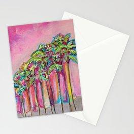 """California dreamin'"" Stationery Cards"