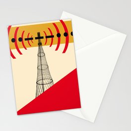 Save Shukhov Tower, Part 3 Stationery Cards