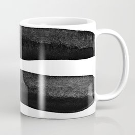Black Rays Coffee Mug