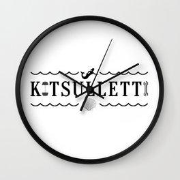 Kitsulletti Wall Clock