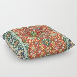 Persian Rug Floor Pillow