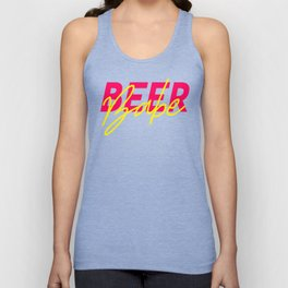 Womens Beer Babe design | Girls Road Trip graphic | Vacay Mode Women Unisex Tank Top