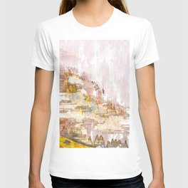 Foggy Mountain & Forest In Italy. For Foggy Forests & Mountain Lovers. T-shirt