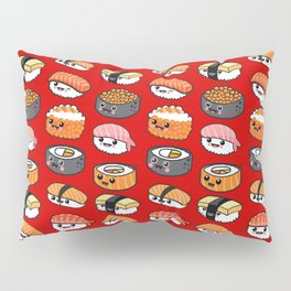 Sushi family Pillow Sham