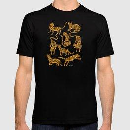 Tiger Collection – Orange Palette T-shirt