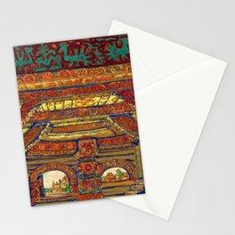 Nicholas Roerich - Snegurochka - Digital Remastered Edition Stationery Cards