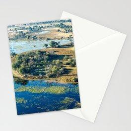 Okavango Delta, Botswana Stationery Cards