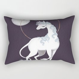 The Last Unicorn Rectangular Pillow