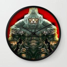 RhinoTiger Wall Clock