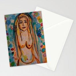 new body old soul Stationery Cards
