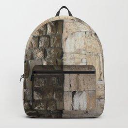 Jerusalem - The Western Wall - Kotel #3 Backpack
