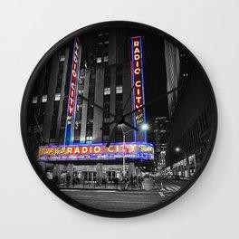 NYC series VIII. -  Wall Clock