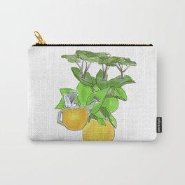 Nairobi, Citrus, Garden Tools Carry-All Pouch