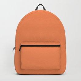 Orange Papaya Sorbet Ice Cream Gelato Ices Backpack