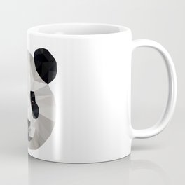Geometric Panda Coffee Mug