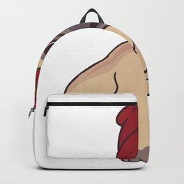 Beanie Pug Backpack