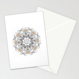 Pacific Mandala Stationery Cards