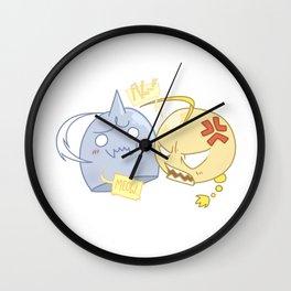 Fullmetal Alchemist Alphonse Chibi Wall Clock