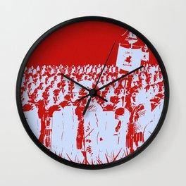 Ancient Roman Legion Wall Clock