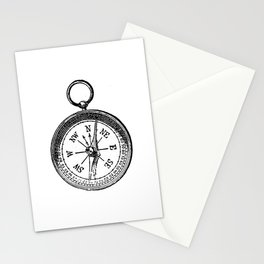 Compass 2 Stationery Cards