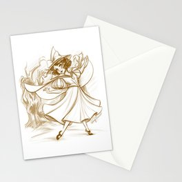 Witch of the Forest Stationery Cards