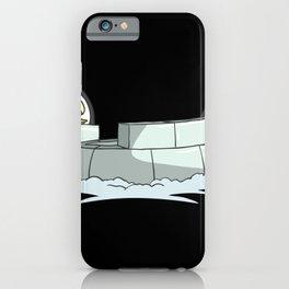 Igloo construction ice snow iPhone Case