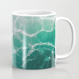 Water Reflecting Light Coffee Mug