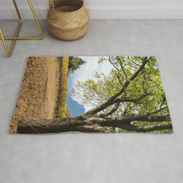 Oak And Grapevines Rug