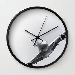 Airbus A380 Wall Clock