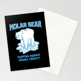 Molar Bear! - Gift Stationery Cards