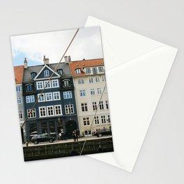 Houses Along Nyhavn Stationery Cards