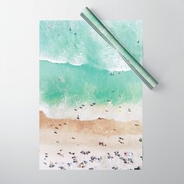 Beach Mood Wrapping Paper