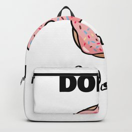 Donut Worry Backpack