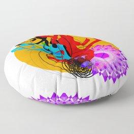 Art 1 Hamparte Floor Pillow
