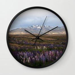 Lupin Love Wall Clock