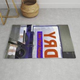 Dry . Rug