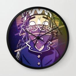 prevent viruses Wall Clock