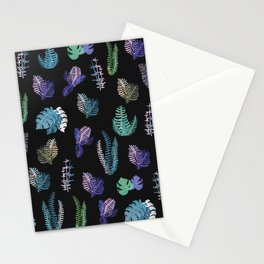 tropical at Nigth Stationery Cards