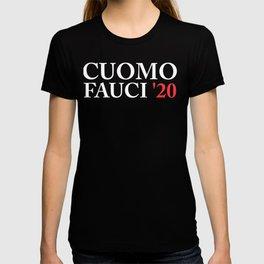 Cuomo Fauci 20 Election T-shirt