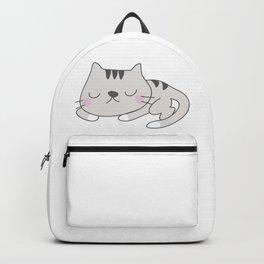 Sleeping Kitty Backpack