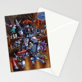 Cries and screams are music to my ears Stationery Cards